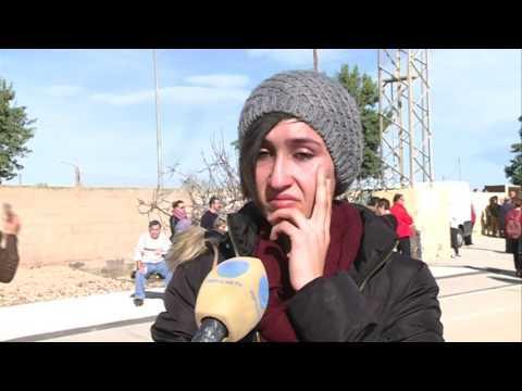 06/02/2017 El pueblo de Torre Pacheco está roto por el dolor por la muerte de sus 5 vecinos