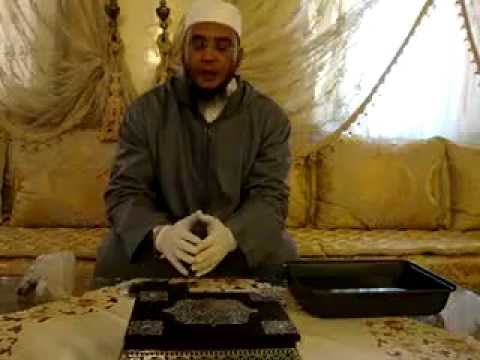 جني يحضر سحرا خطيرا للراقي المغربي نعيم ربيع