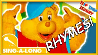Creative Rhymes | Sing Along Compilation | Hip Hop Harry