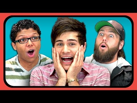 YOUTUBERS REACT TO SIR FEDORA