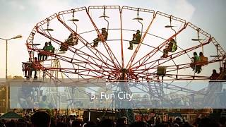 Top 9 Entertainment Places in Chennai