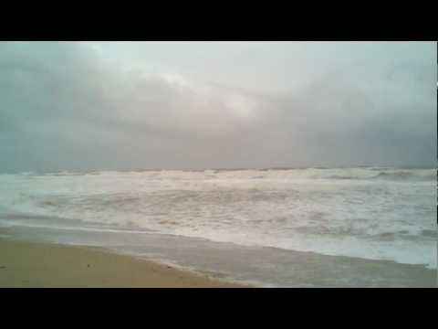 Hurricane Sandy at Jensen Beach, FL