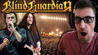 "Hip-Hop Head REACTS to BLIND GUARDIAN - ""The Bard's Song"" & ""Valhalla"" (Live at Wacken)"
