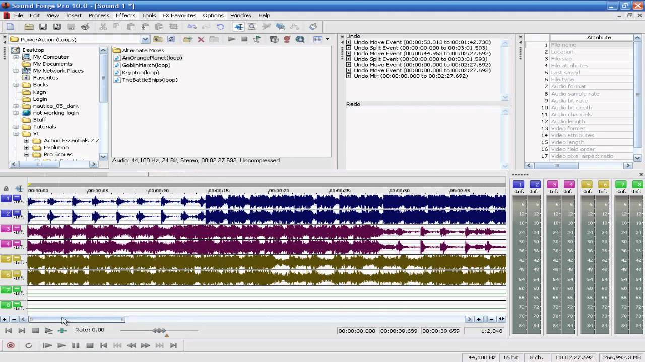 License Code Sound Forge 8 Studio Audio