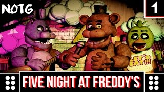 (Lester) Five Nights At Freddy
