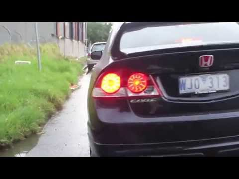 2008 Honda CIVIC with MUGEN RR Body Kit for SALE