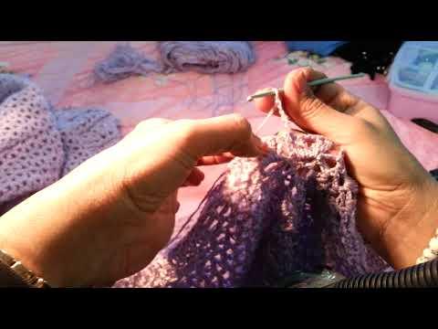 Torera a Crochet   PARTE  3