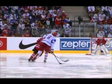 Хоккей. ЧМ 2011. Четвертьфинал. Россия - Канада 2:1