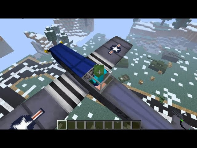 Mod Spotlight - Letadla, tanky, zbraně a auta!