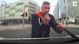Road Rage Turns Into Fight And Then...