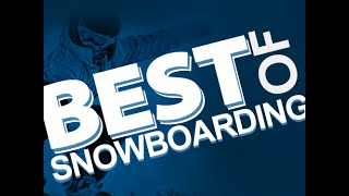 Best of Snowboarding GIVE AWAY.. Who Won?