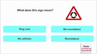 2019  UK DRIVING LICENCE Theory Test Quez DVSA 100%