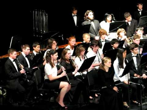 2010-05-20 04 NHSS Spring Concert-Band-First Suite in Eb, III.AVI