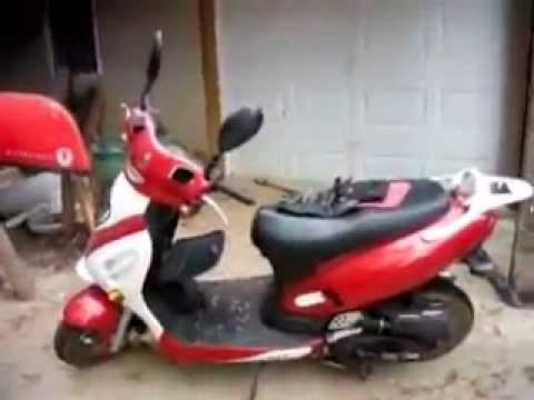 Atlanta GA: 2009 VIP Future Champion Scooter - Lost Key Made!