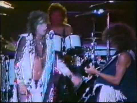 Guns N'Roses Deep Purple Aerosmith - Giants Stadium 88 Video
