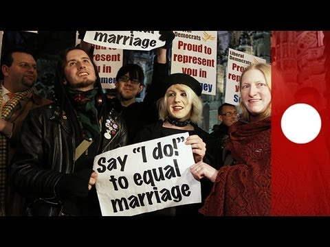 UK: House of Lords backs same-sex marriage bill