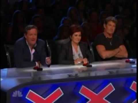 0 Nick Cannon Dancing on Americas Got Talent 2011