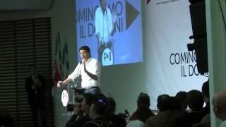 Renzi: Cappellacci ha rullato i sardi