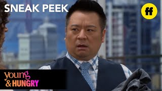 Young & Hungry | Season 5, Episode 7 Sneak Peek: Elliot Is Invited To Lecture | Freeform
