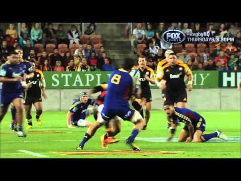 Rugby HQ Plays of the Week Rd.6  | Super Rugby Video Highlights