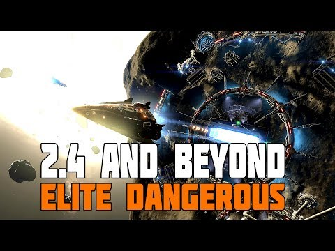 Elite Dangerous: Frontier Reveal First Hints of 2.4 Content and Beyond