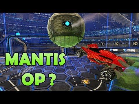 El MANTIS es lo MEJOR (Solo Standard) | Rocket League