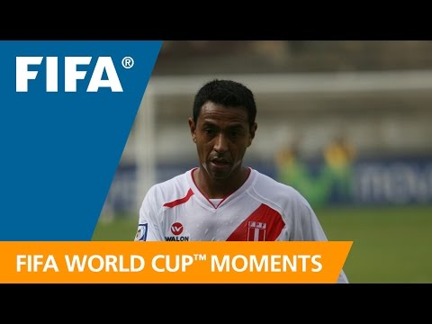 World Cup Moments: Nolberto Solano