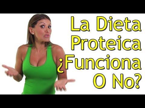 Dieta Proteica - La Dieta De Proteínas ¿Funciona O No?