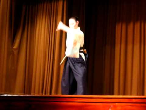 Danza tradicional japonesa