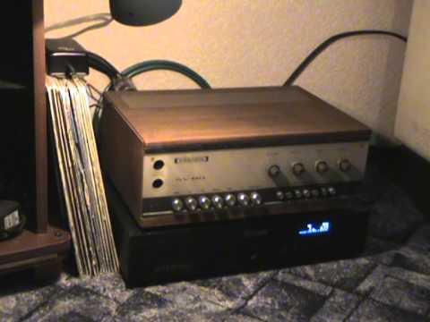 Grundig SV 80, Braun L-710, Micromega Premium DVD.