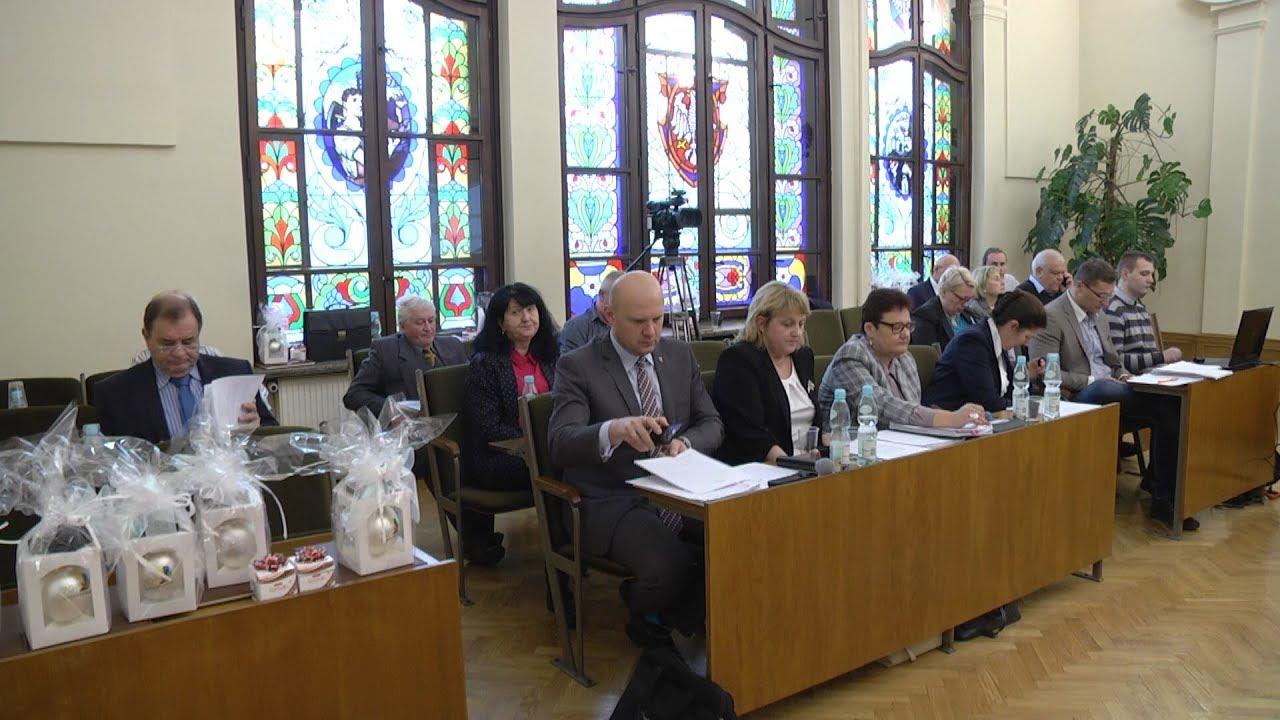 XLV sesja Rady Miejskiej, część I