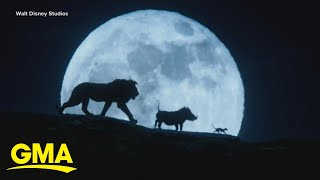 'The Lion King' roaring its way to the top of the box office | GMA