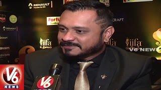 Playback Singer Anuj Gurwara Face To Face | IIFA Utsavam 2017 | Hyderabad