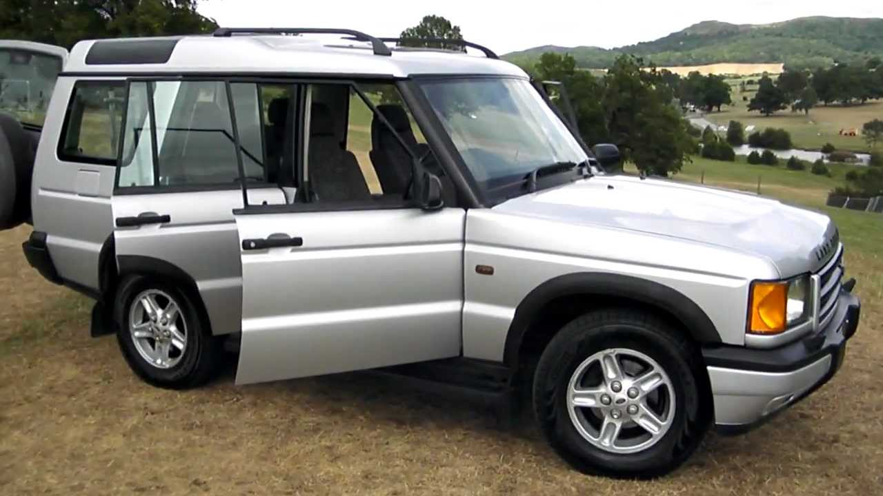 2002 landrover discovery gs td5 series 2 youtube. Black Bedroom Furniture Sets. Home Design Ideas