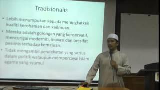 Klasifikasi terhadap dunia Islam