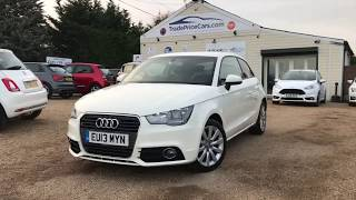 2013 AUDI A1 1.4 TFSI SPORT FOR SALE | CAR REVIEW VLOG