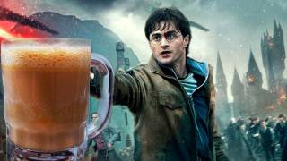 How to Make Butterbeer: Butter Beer Recipe for Harry Potter and the Deathly Hallows: Part 2