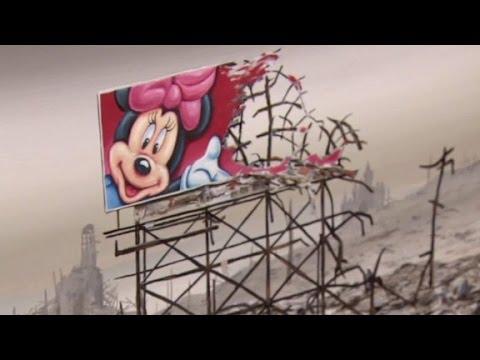 New Banksy 'Dismaland' theme park launch