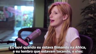 "LEGENDADO: Bella Thorne fala sobre ""Call It Whatever"" na rádio Disney"