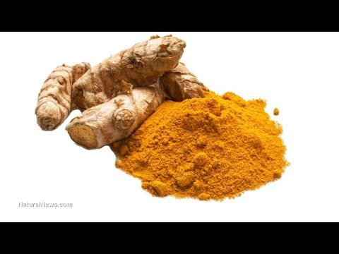 Flushing Morning Turmeric/Citrus Juice & 14 Drugs Turmeric Can be as Effective As
