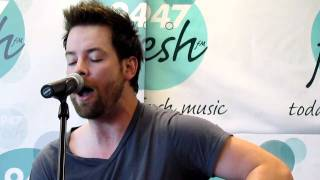 Watch David Cook Paper Heart video