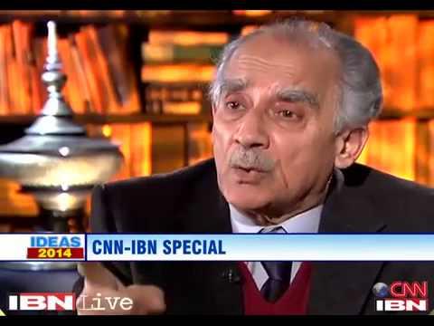 Arun Shourie talks about Narendra Modi, good governance, Manmohan Singh & UPA's failures