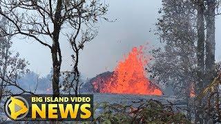 Hawaii Volcano Eruption Update - Thursday Night (May 17, 2018)