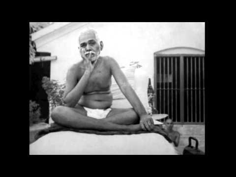Ramana Maharshi - The Look of Love and Grace