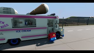 When a kid REALLY wants ice cream! Game Shorts Part 1.