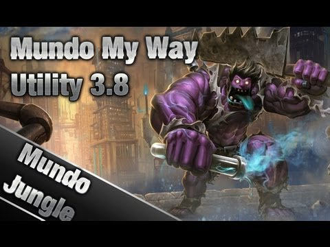 3.8 Utility Mundo Jungle My Way
