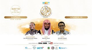 World Qur'an Fest 2021 | 22 April 2021 | 20:00 WIB | Eps: 28 At Taubah 94 - 129