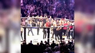 Incident Khabib Nurmagomdov VS Conor McGregor After fight at UFC 229