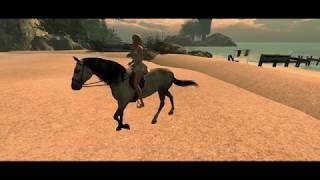 Second Life Bento Horse Film Trailer