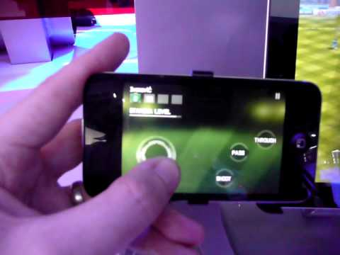Fifa 12 Ipad Iphone Controller Fifa 12 For Ipad Lets You Use